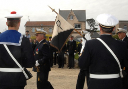 Saint-Malo :  le 12 mai 2012 à 10h45  – la P.M.M. «Commandant Charcot» au Bastion de la Hollande