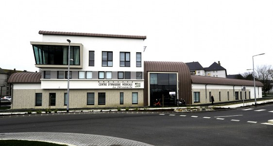 Saint-Malo : Inauguration du Centre d'Imagerie Médicale La Découverte