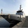 Saint-Malo : escale du Patrouilleur de Service Public Pluvier