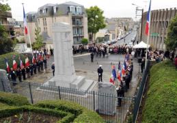 Saint-Malo : 67ème anniversaire de la Victoire et de la fin des hostilités en Europe