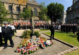 Saint-Malo : 72° Journée Nationale Commémorative de l'Appel du 18 Juin