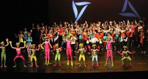 Saint-Malo : Gala de l'Atelier de Danse Chorégraphique Malouin