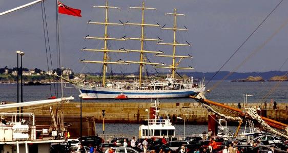 Saint-Malo : Départ de la Tall Ships' Races – 1ère Partie