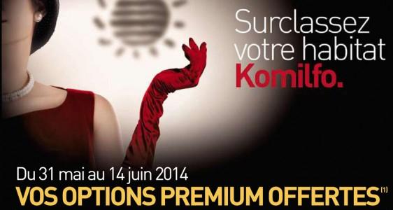 YVES CARDIN : du 31 mai au 14 juin 2014 – Vos Options Premium Offertes