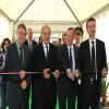 Inauguration  du Pôle d'ingénierie chimique de I'Ecole Nationale Supérieure  de Rennes