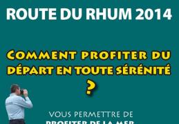 Route du Rhum 2014 : La DDTM 35 se mouille !
