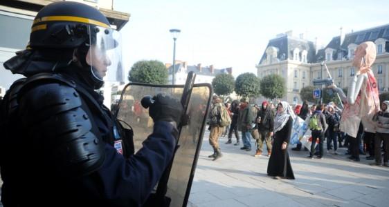 Rennes : manifestations « contre les violences policières » interdites par arrêté préfectoral