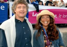 Saint-Malo : Hommage à Laurent Bourgnon