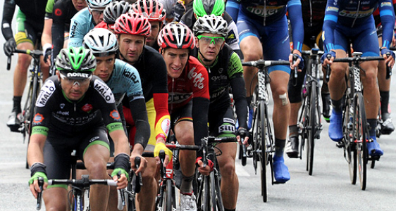 Les Équipes du 52° Tour de Bretagne Cycliste