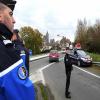 Dol de Bretagne – Contrôles de Gendarmerie  –  lutte contre les actes de terrorisme