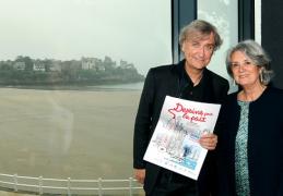 Dinard : Exposition  Dessins pour la Paix