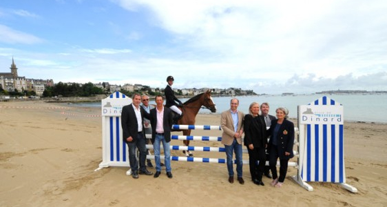 Jumping International de Dinard 2016  CSI 5* du 28 au 31 juillet