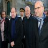 Saint-Malo :  Jean-Jacques Urvoas   Garde des Sceaux  ministre de la Justice