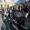 Guingamp – Manifestation anticapitaliste et antifasciste