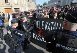 Guingamp – Manifestation anticapitaliste et antifasciste