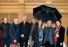 Un prix Nobel de la paix à Lannion