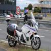 Plérin : contrôle de flux de la Police Nationale