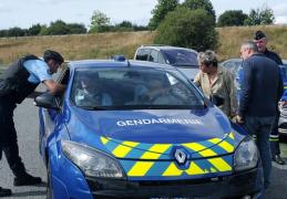 Côtes d'Armor : Opération de Contrôles routiers