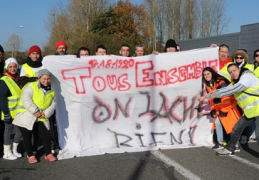 Gilets Jaunes : le Ras le Bol !