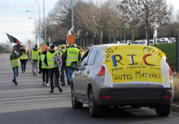 Gilets Jaunes : la Marche sur Paris
