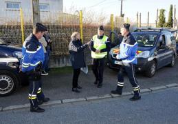 Côtes d'Armor : Opération de contrôle de vitesse