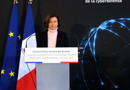 Rennes: Visite de Florence Parly  ministre des Armées