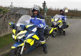 Pordic  – Côtes d'Armor : Opération de Contrôles Routiers