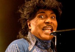 Little Richard – créateur du rock 'n' roll est mort
