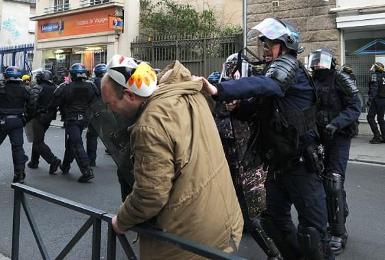 Rennes-6-2-Police-Tonf-10 Photo Patrick Desjardins  ©
