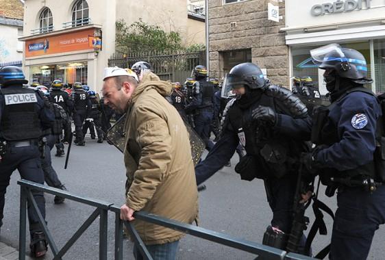 Rennes-6-2-Police-Tonf-14 Photo Patrick Desjardins  ©