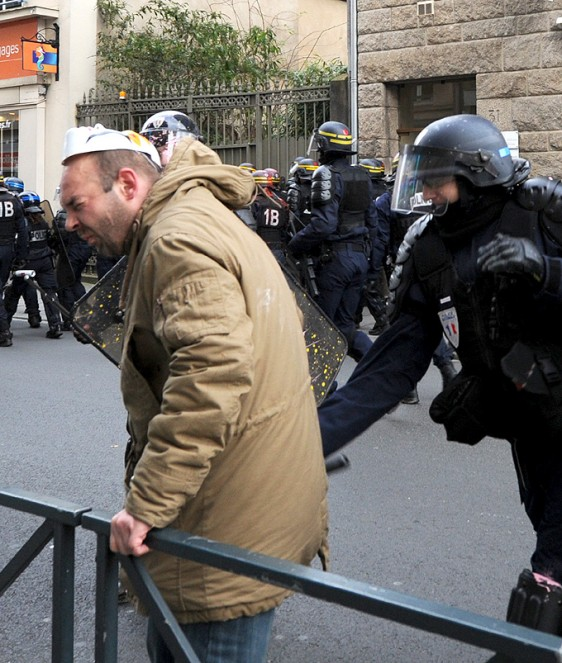 Rennes-6-2-Police-Tonf-14--Photo Patrick Desjardins  ©