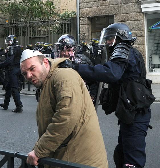 Rennes-6-2-Police-Tonf-17 Photo Patrick Desjardins  ©