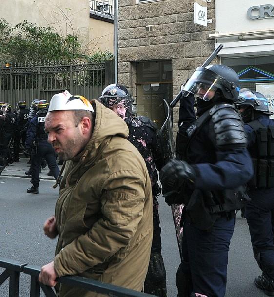 Rennes-6-2-Police-Tonf-18 Photo Patrick Desjardins  ©