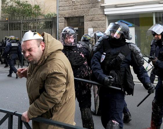 Rennes-6-2-Police-Tonf-19 Photo Patrick Desjardins  ©