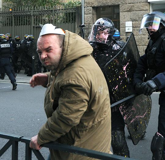 Rennes-6-2-Police-Tonf-20 Photo Patrick Desjardins  ©