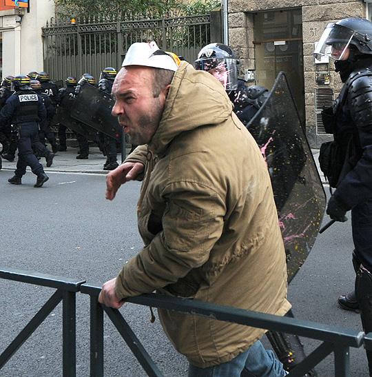 Rennes-6-2-Police-Tonf-21 Photo Patrick Desjardins  ©