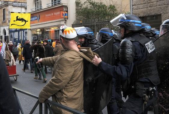 Rennes-6-2-Police-Tonf-3 Photo Patrick Desjardins  ©