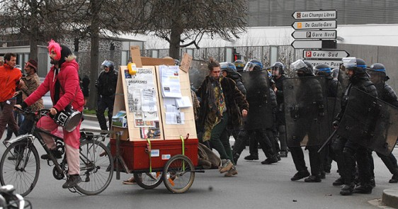 Rennes-6-2-Police-fin-cort Photo Patrick Desjardins  ©