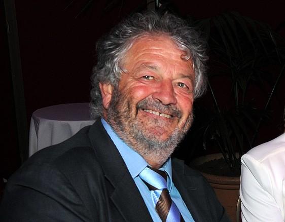 Michel-Penhouet Maire de Saint-Lunaire - photo Patrick Desjardins ©