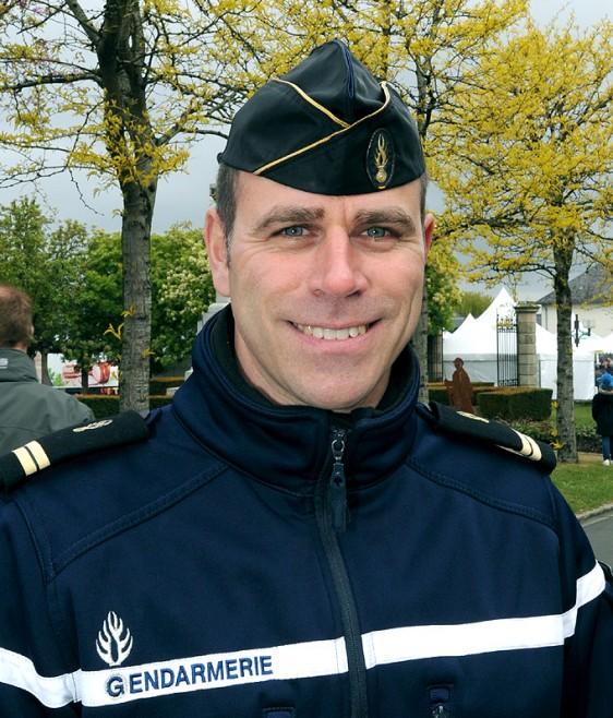 TB-Lieutenant-Vincent-Pautrat Garde Républicaine 1--photo Patrick Desjardins ©