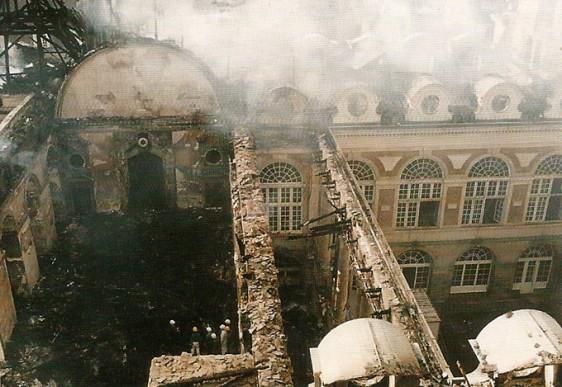 Incendie-Parlement-S-Pas-Perdus - Photo-Patrick -Desjardins-©