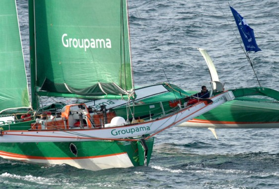 17-Route Groupama 1 Photo-Patrick -Desjardins-©