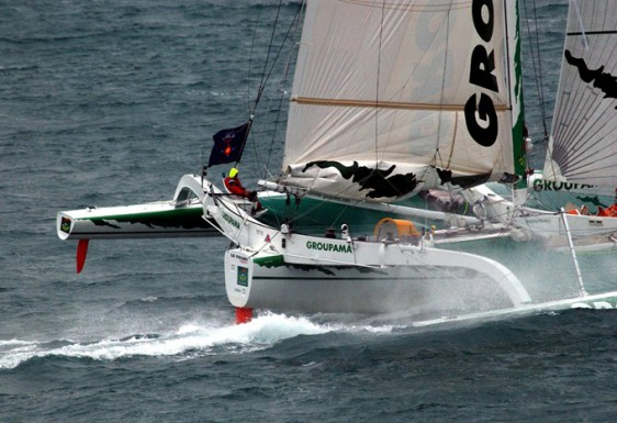 34-Groupama---Franck-Cammas-20 -Photo-Patrick -Desjardins-©