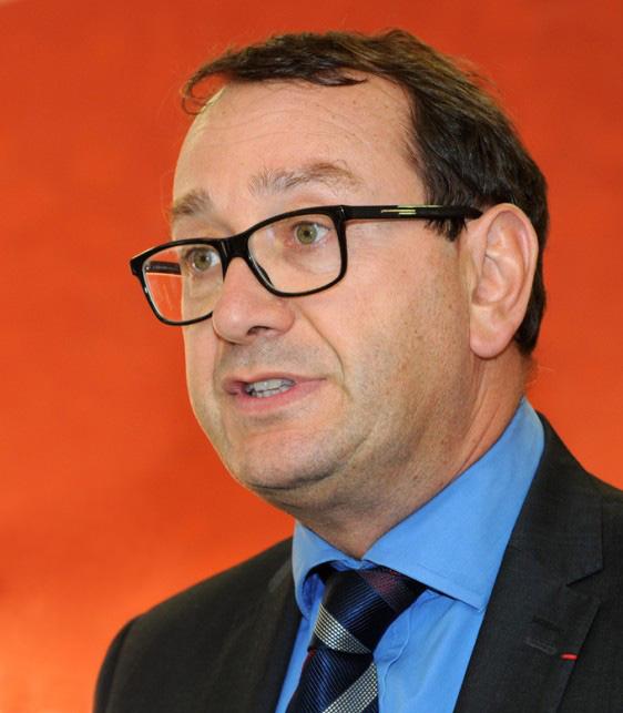 Monsieur Yves Le Breton, préfet des Côtes d'Armor - Photo-Patrick -Desjardins-©