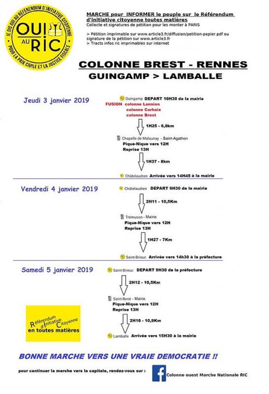 RIC-Guingamp-départ-3-01-20 - Gilest Jaunes ©