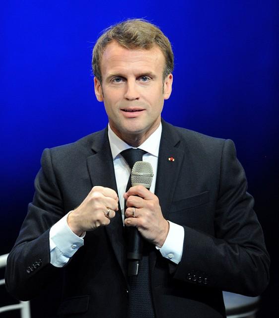 Emmanuel-Macron-10 -Photo-Patrick -Desjardins-©