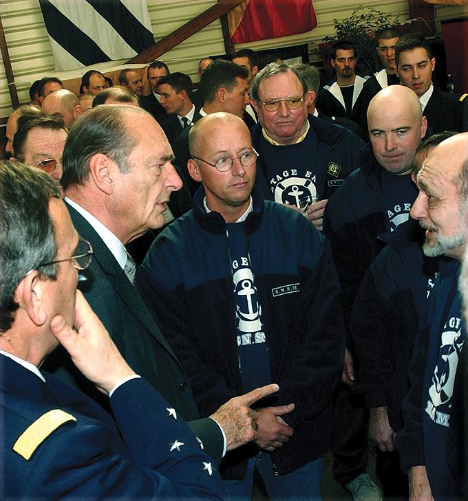 Arsenal--Chirac-3 - photo-Patrick-Desjardins-©