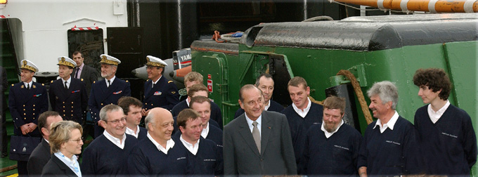 Arsenal--Chirac---Abeille-e - photo-Patrick-Desjardins-©
