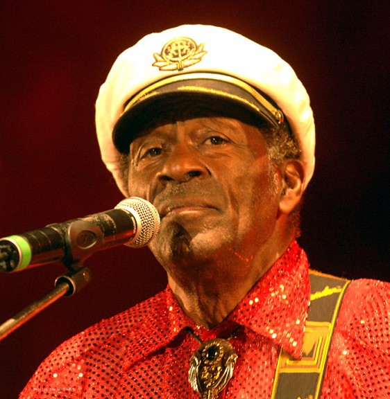 2--Chuck-Berry-GP-1- Photo Patrick Desjardins ©